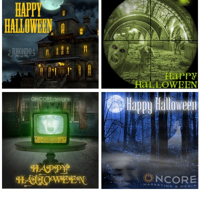 Halloween Facebook Posts